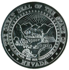 Footer State Seal