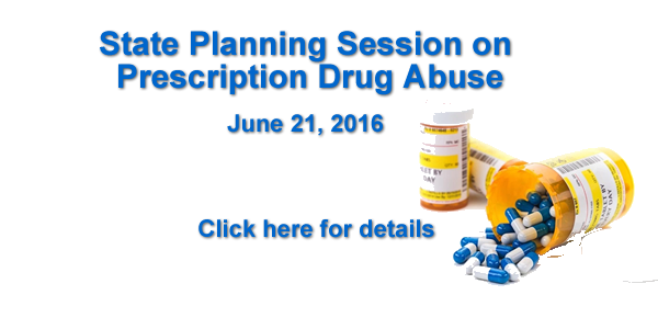 RX Drug Abuse Summit - June 21, 2016
