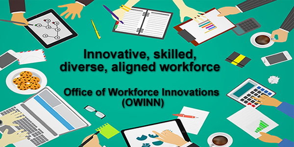 Innovative, Skilled, diverse, aligned workforce!
